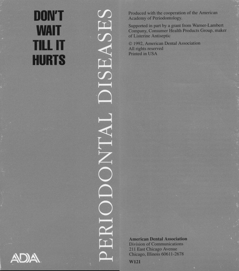 Periodontal Disease1